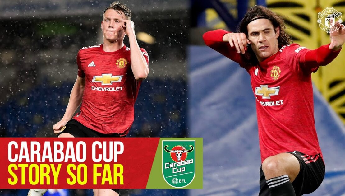United's Carabao Cup Season So Far | Manchester United v Manchester City | League Cup