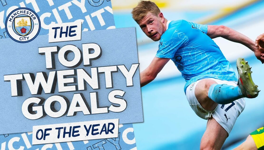 TOP CITY GOALS 2020! | Best Goals of the Year!