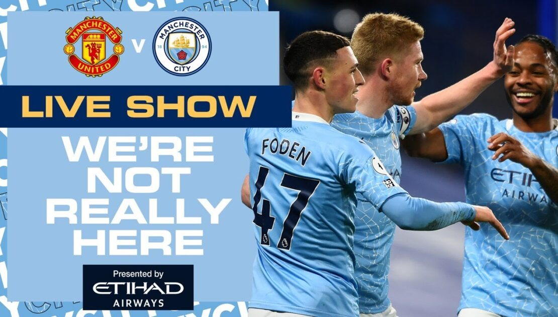 UNITED V CITY | CARABAO CUP SEMI-FINAL | WE'RE NOT REALLY HERE