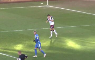 Bolton Wanderers v Barrow highlights