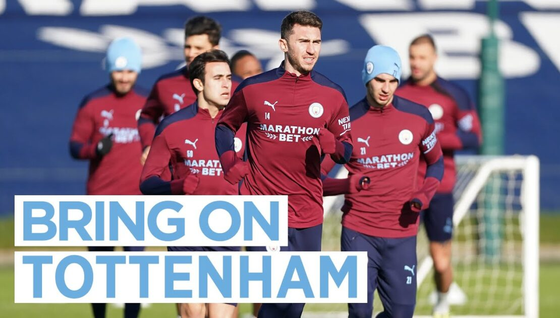 FIRST TEAM TRAINING | SPURRED ON