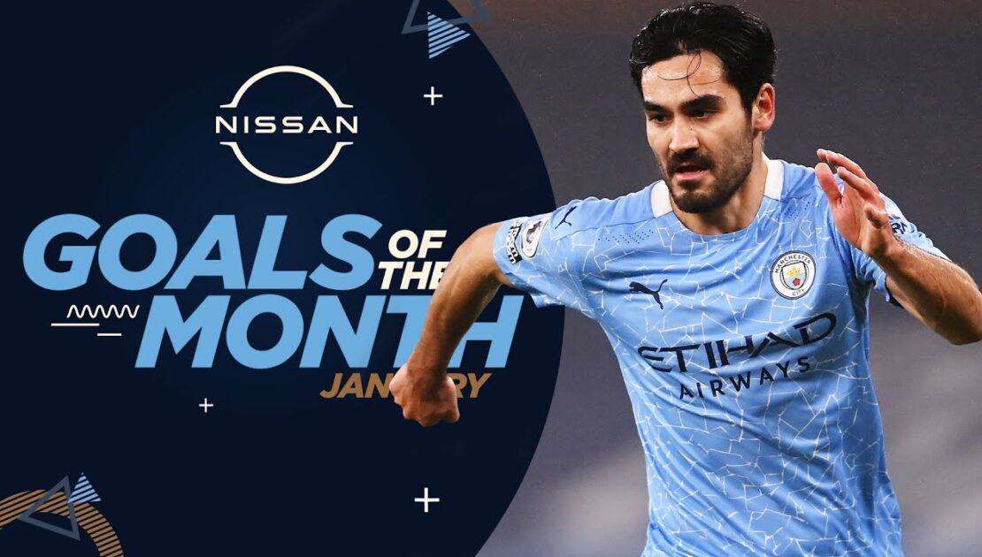 JANUARY GOALS OF THE MONTH | 20/21 | FERNANDINHO, GUNDOGAN, HOUGHTON & MORE