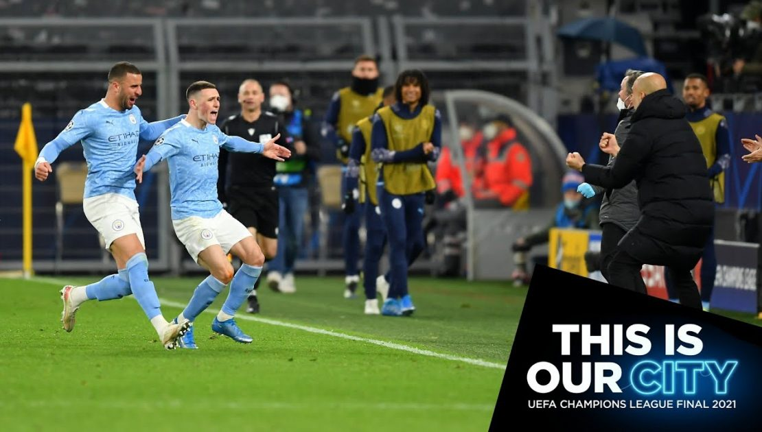 This is Our City. This is Our Story. | UEFA Champions League Final | Man City v Chelsea