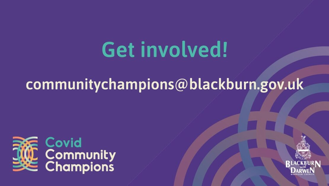 Covid Community Champions - what's involved?