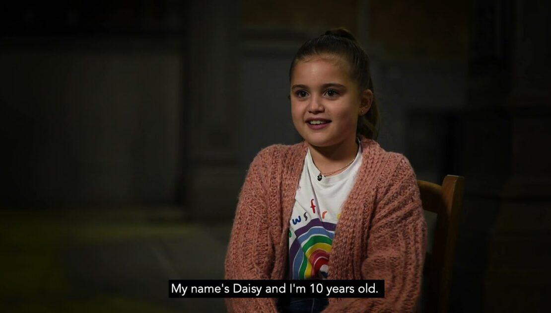 COVID Stories - Daisy
