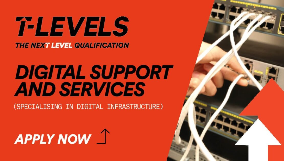 Digital Support Services T Level