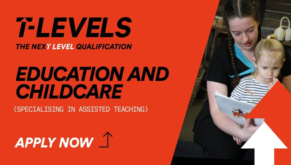 Education and Childcare T Level Video