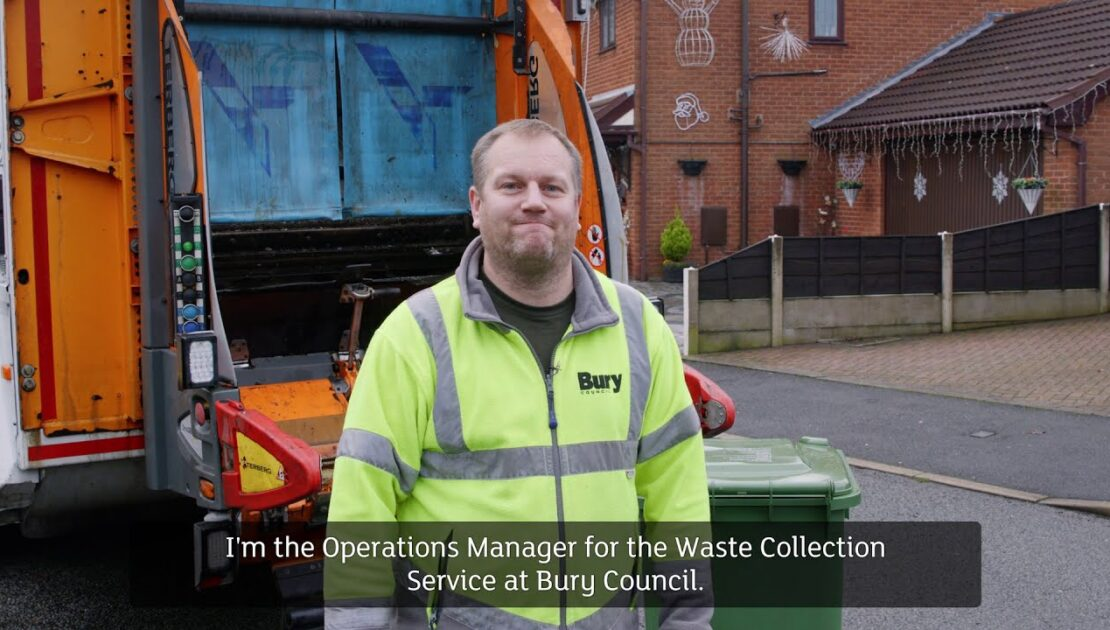 #foreachother - Carl, Bury Council waste collection service