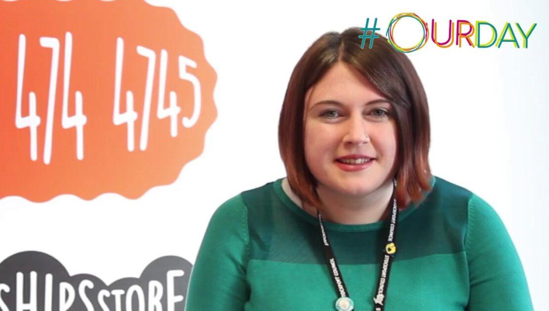 #OurDay 2019 - Sarah Herdan