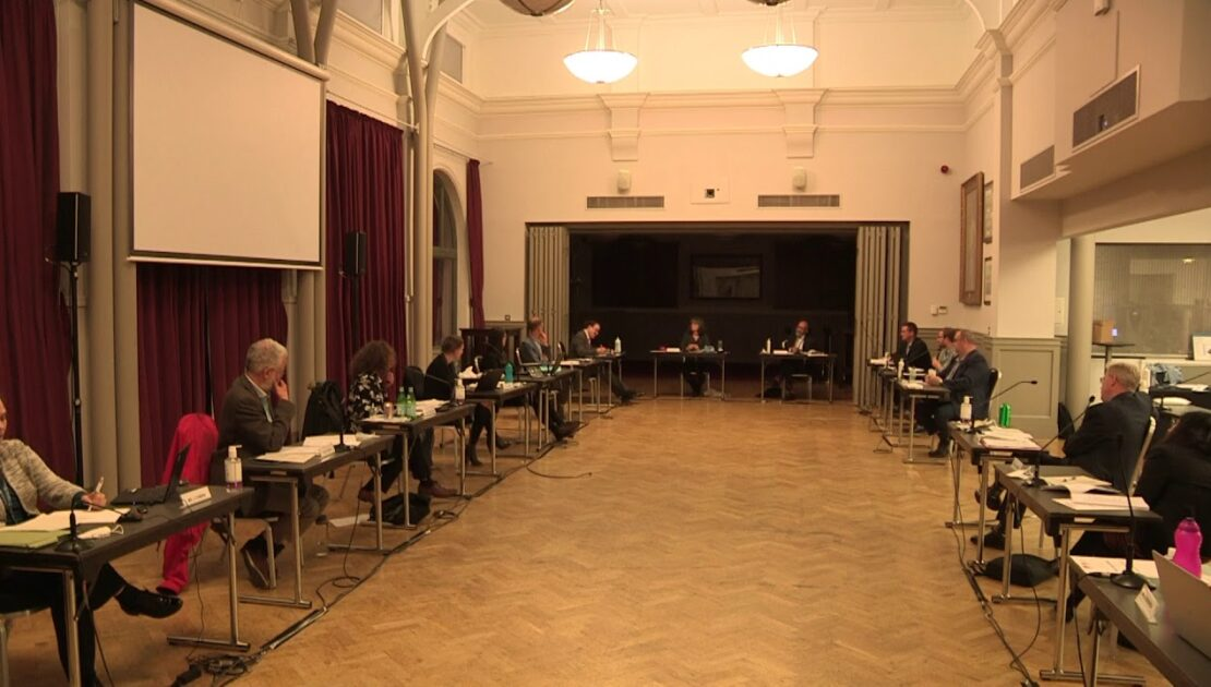 Planning and Development Management Committee – Thursday 13th May 2021