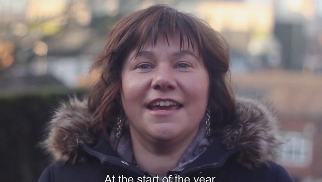 The Leader of Stockport Council wishes you all a Happy New Year!
