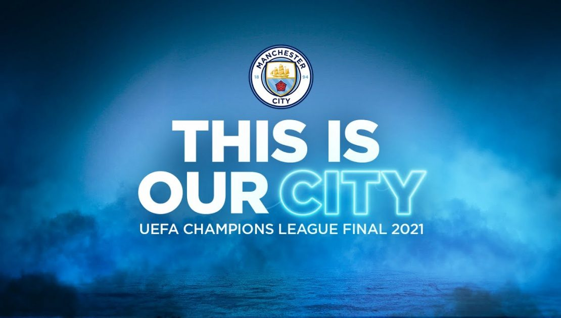 THIS IS THE DAY | THE CHAMPIONS LEAGUE FINAL AWAITS | THIS IS OUR CITY