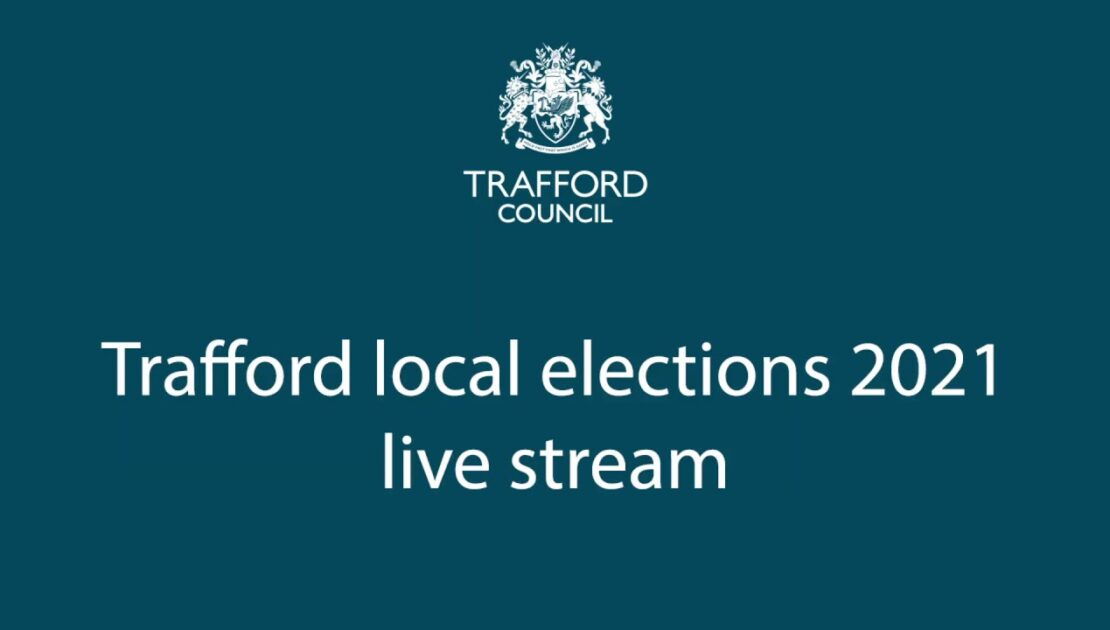 Trafford Council Live Stream 1 LCC
