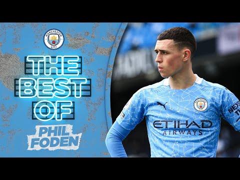 BEST OF PHIL FODEN 2020/21 | Goals, Assists & Skills