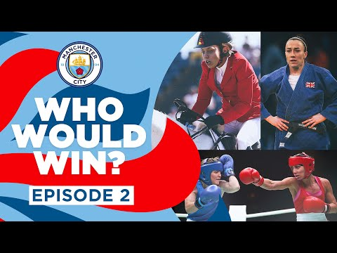 WHO WOULD WIN? | Episode 2 | ft. Lucy Bronze, Georgia Stanway, Demi Stokes & Esme Morgan