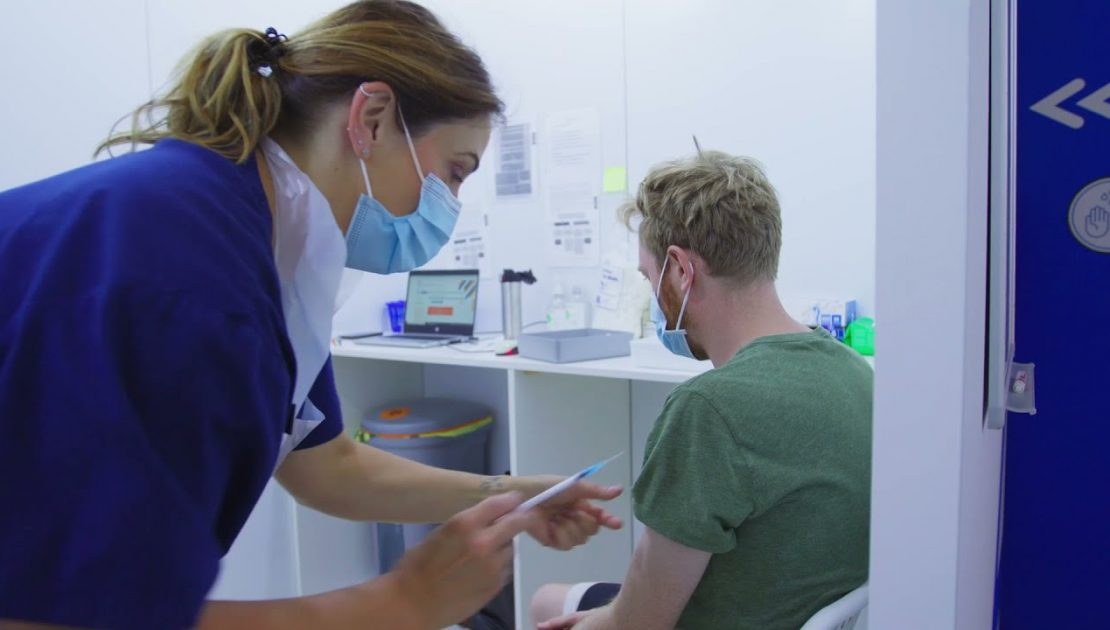Grab a Jab   Get your Covid-19 vaccination