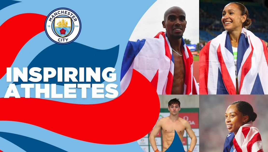 INSPIRATIONAL ATHLETES | Who has inspired you?