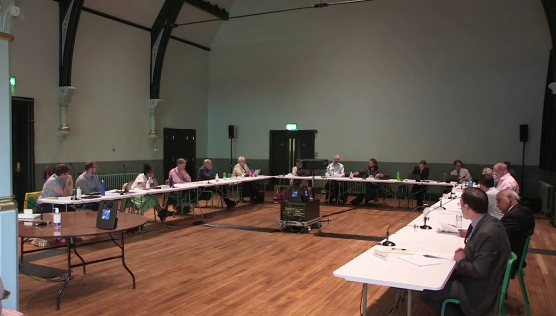 Planning and Development Management Committee – Thursday 8th July 2021