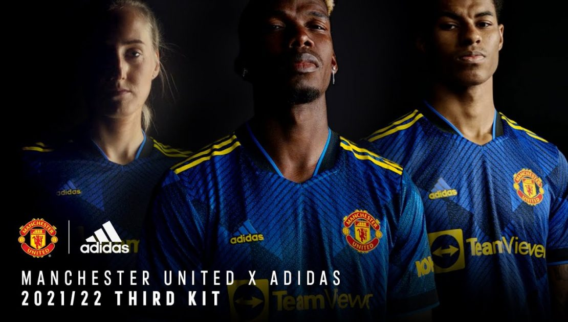 Made To Turn Heads | The New Manchester United Third Kit