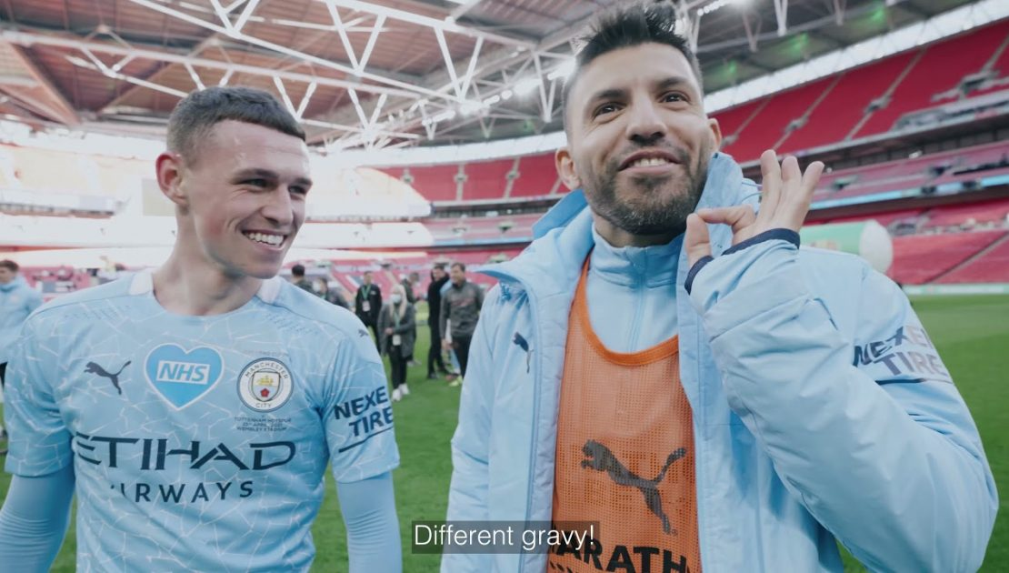 Ready for 6pm?! - TOGETHER   FULL FEATURE FILM   Closer than ever to Man City!