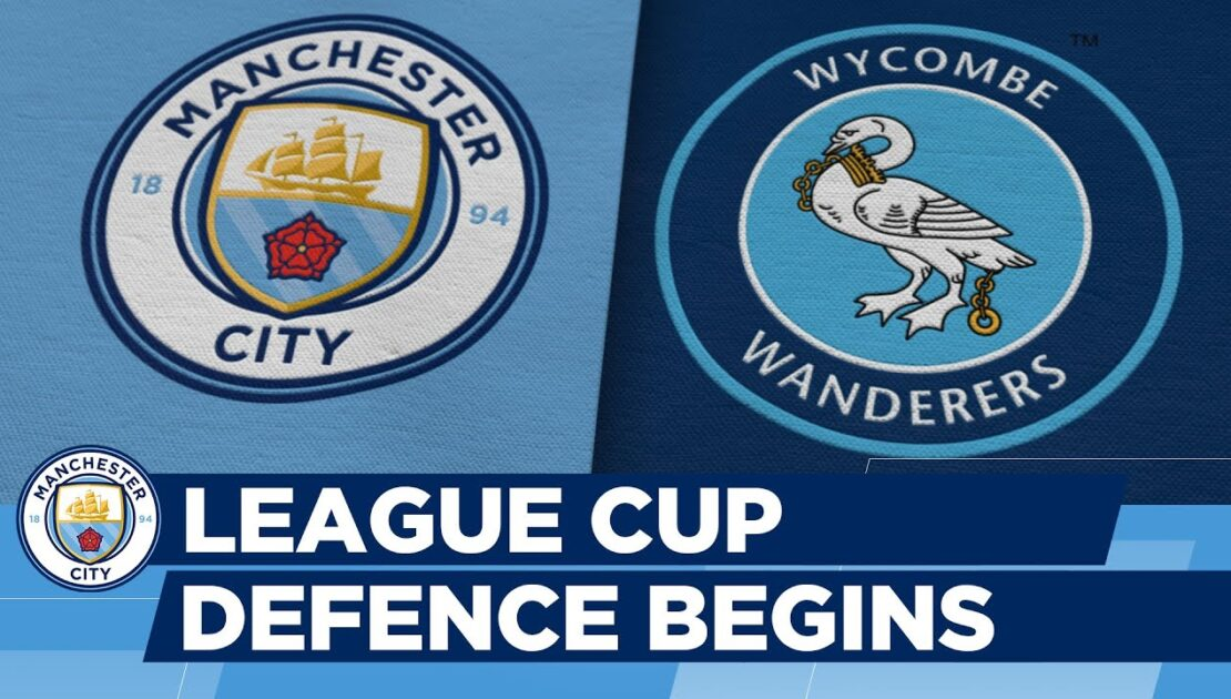 Carabao Cup   The defence starts here   Man City v Wycombe