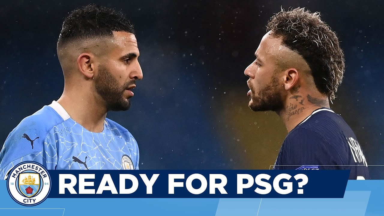 Man City take on Messi and co. in Paris, tonight!