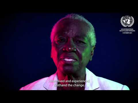UN International Day of Older Persons - The Feature Film