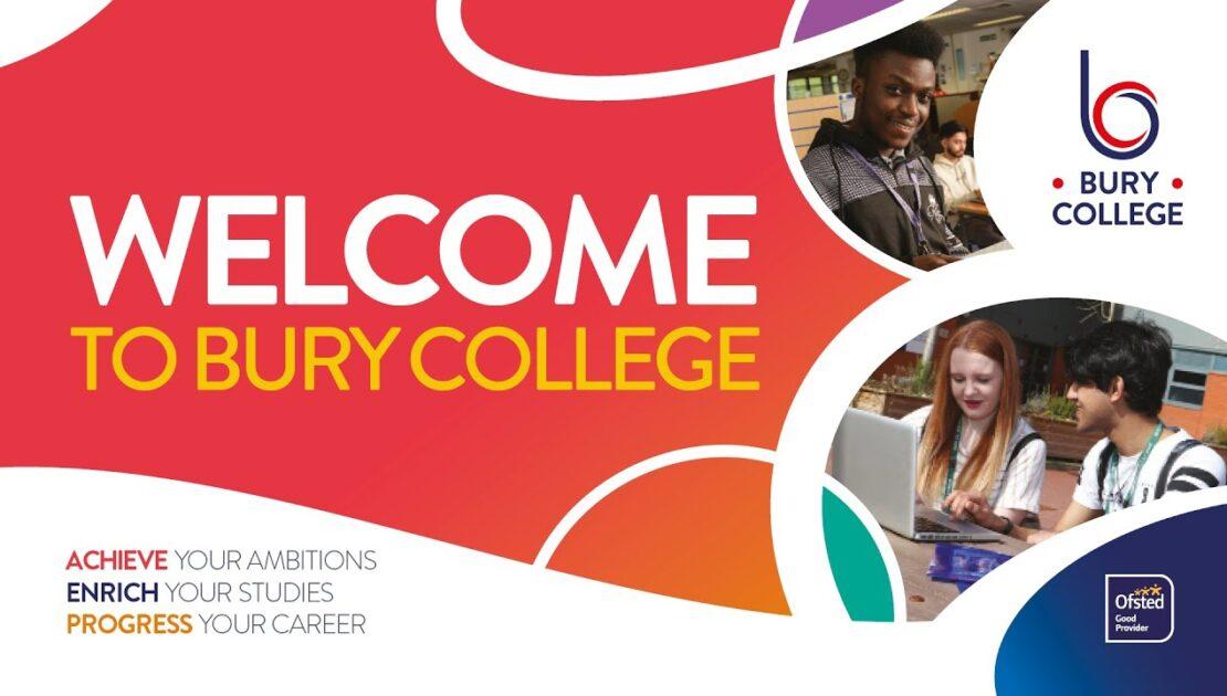 Bury College High School Presentation
