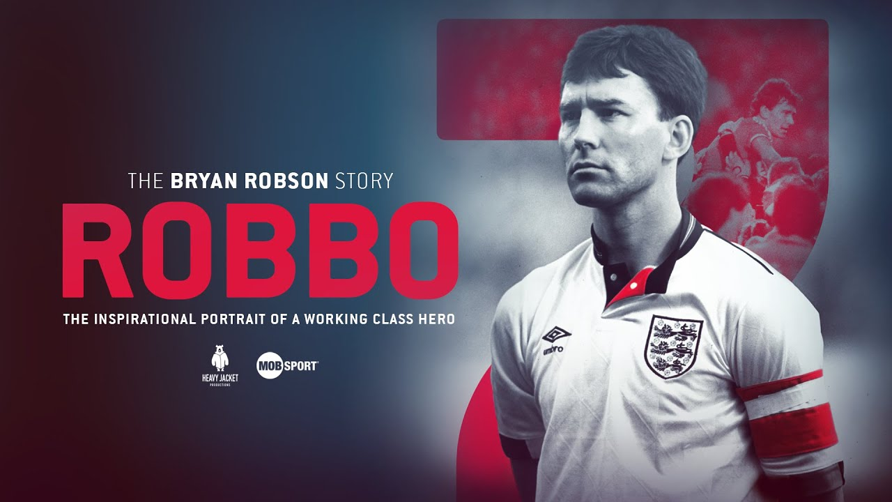 ROBBO: The Bryan Robson Story | Trailer | Manchester United