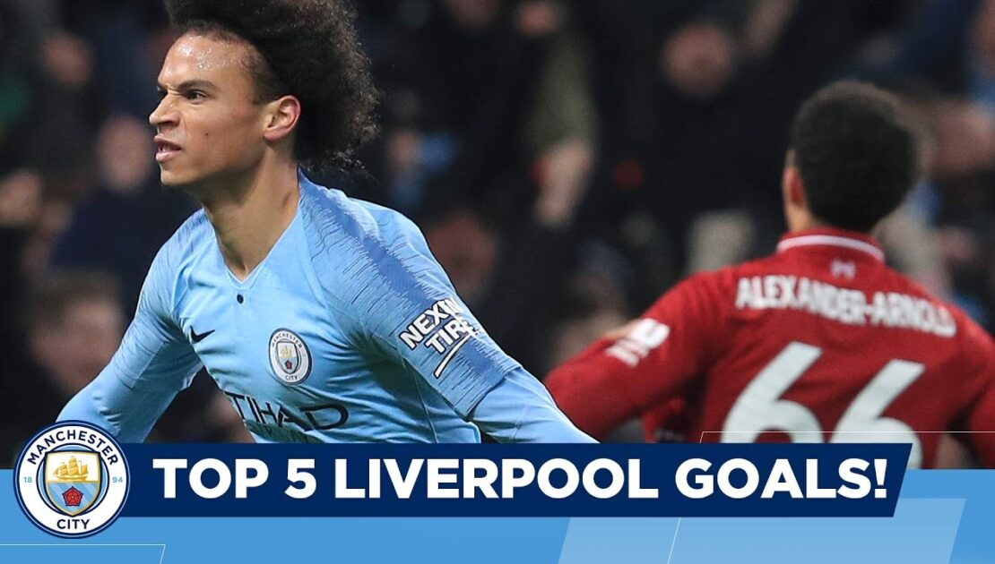 Top 5 Goals v Liverpool at Anfield! | Pick yours in the comments!
